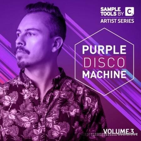 Sample Tools by Cr2 Purple Disco Machine Vol.3