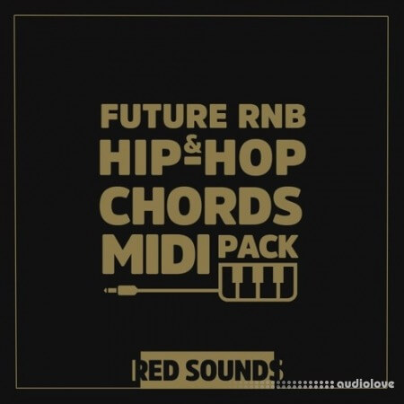 Red Sounds Future RnB And Hip Hop Chords MIDI Pack