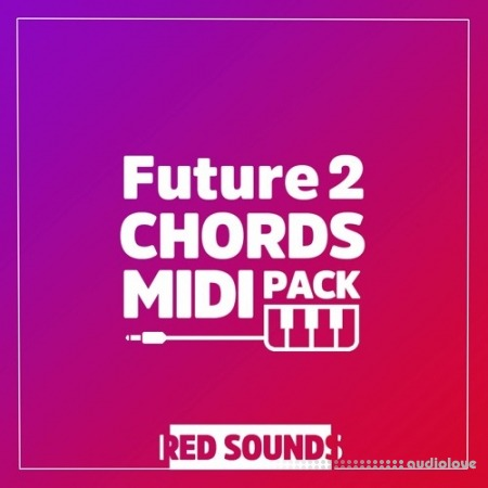 Red Sounds Future Chords MIDI Pack Volume 2