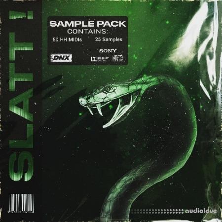 Daniel Taylor SLATT ! Sample Pack