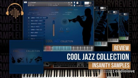 Insanity Samples The Cool Jazz Collection