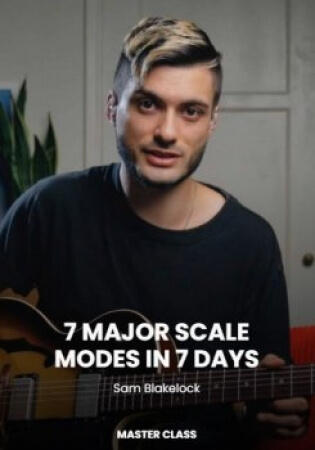 Pickup Music 7 Major Scale Modes In 7 Days