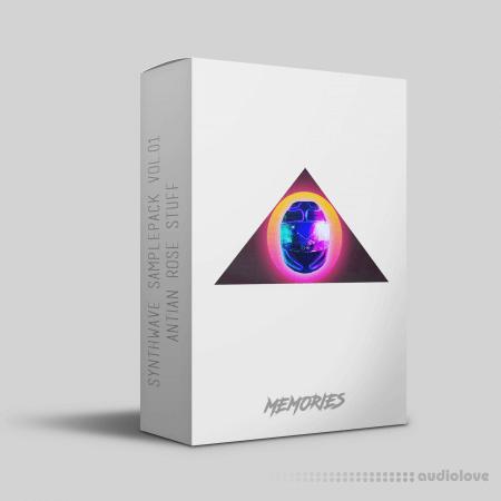Antian Rose Synthwave Samplepack Vol.01 Memories + FLP