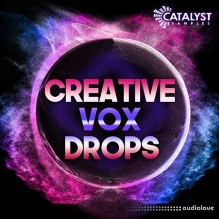 Catalyst Samples Creative Vox Drops