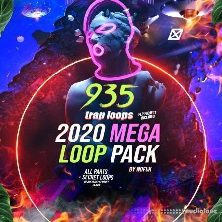 nofuk 2020 MEGA LOOP PACK + flp (935 pcs)