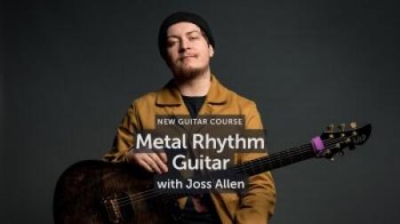 Musicisum Metal Rhythm Guitar with Joss Allen