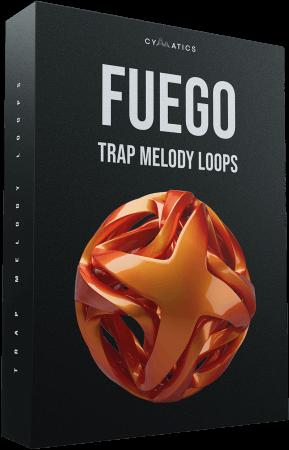 Cymatics Fuego Trap Melody Loops