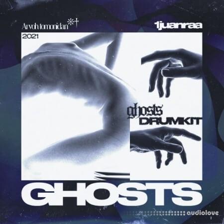 JuanRa x LayZ Ghosts Drum Kit