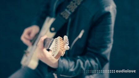 Udemy Master the Modes on Guitar