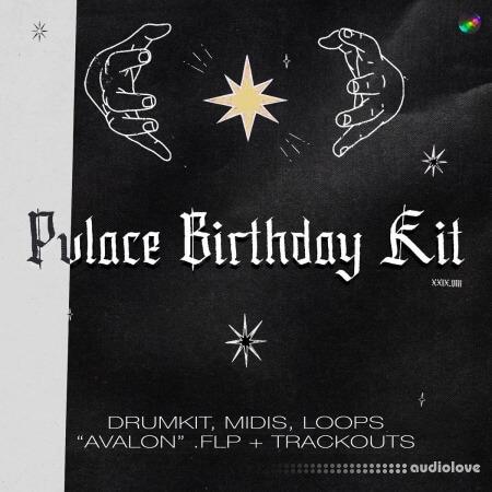 PVLACE Birthday Kit