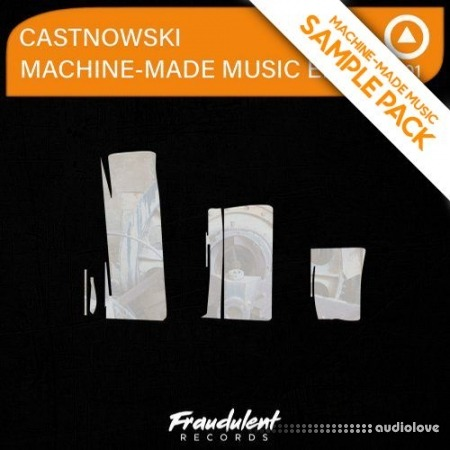 UpNorth Music Castnowski Presents Machine-Made Music Sample Pack