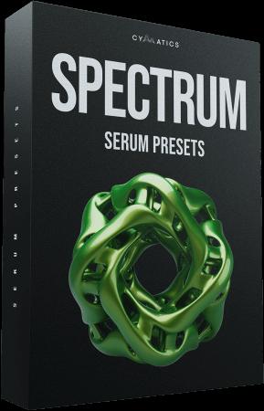 Cymatics Spectrum: Serum Presets