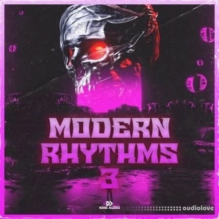 Nine Audio Modern Rhythms 3 WAV MiDi