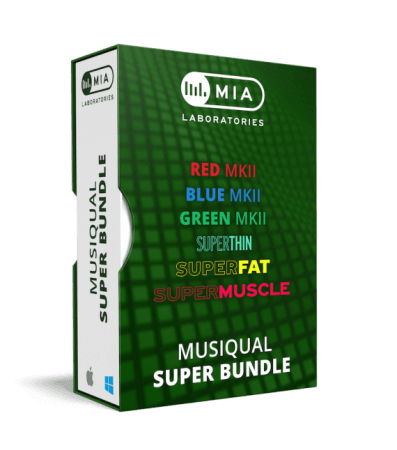 MIA Laboratories Musiqual Bundle MkII