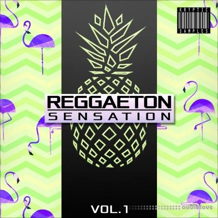 Kryptic Samples Reggaeton Sensation Vol.1