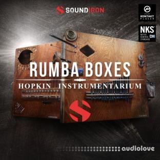 Soundiron Hopkin Instrumentarium: Rumba Boxes
