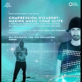 Black Octopus Sound Compression Wizardry
