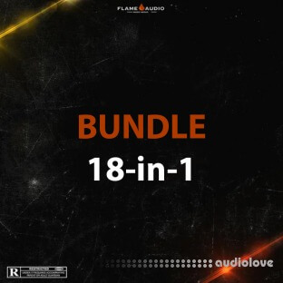 Flame Audio BUNDLE 18-in-1