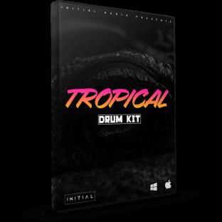 Initial Audio Tropical Drum Kit