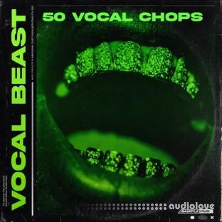 Sample Hub Vocal Beast Vol.1