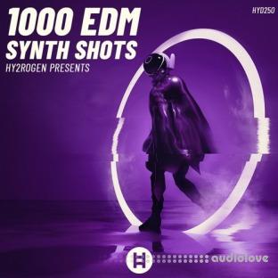HY2ROGEN 1000 EDM Synth Shots