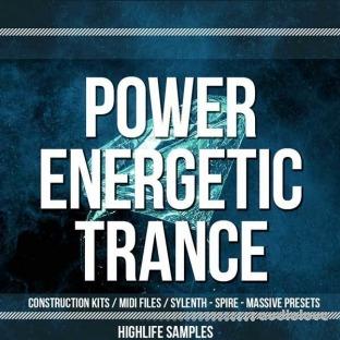 HighLife Samples Power Energetic Trance
