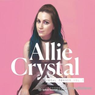Splice Sounds Allie Crystal Vocal Sounds Vol.1