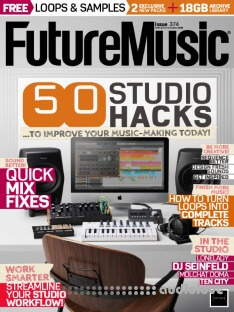 Future Music - Issue 374, October 2021