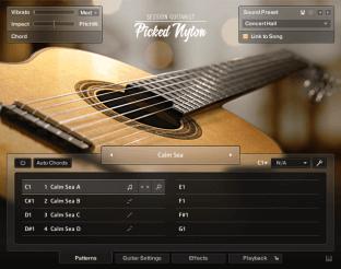 Native Instruments Session Guitarist Picked Nylon