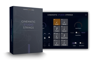 Cinematic Studio Series Cinematic Studio Strings