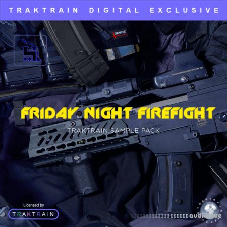 TrakTrain Friday Night Firefight