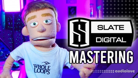 MyMixLab Mastering with Slate Plugins