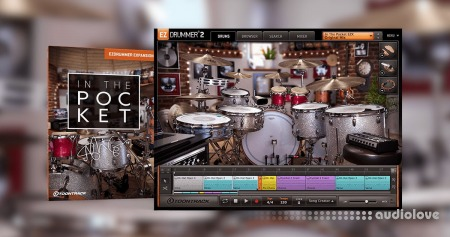 Toontrack In The Pocket EZX Expansions