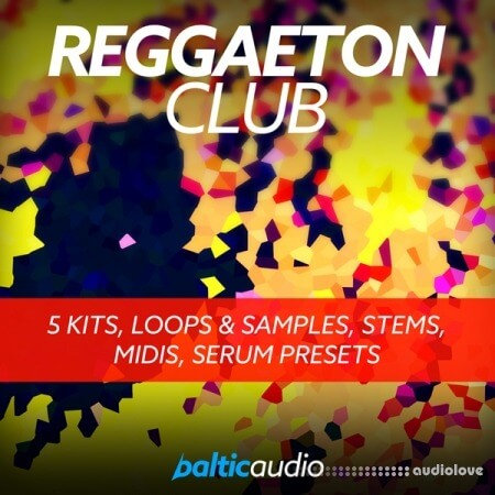 Baltic Audio Reggaeton Club
