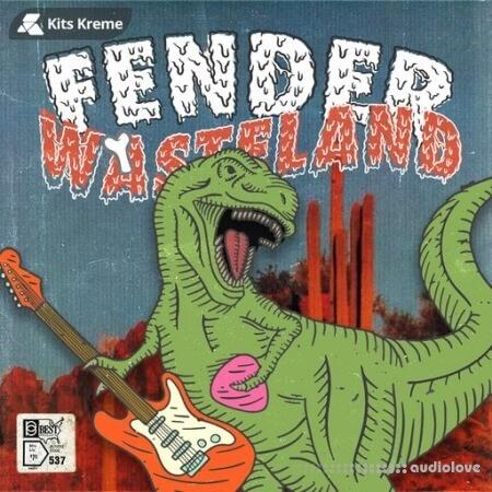 Kits Kreme Fender Wasteland
