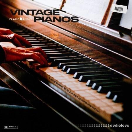 Flame Audio Vintage Pianos