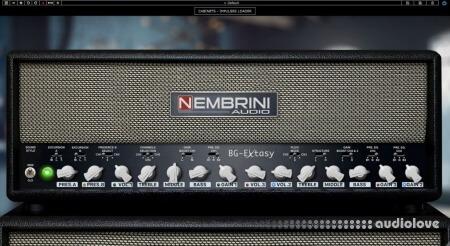 Nembrini Audio NA Bg Extasy