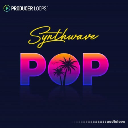Producer Loops Synthwave Pop