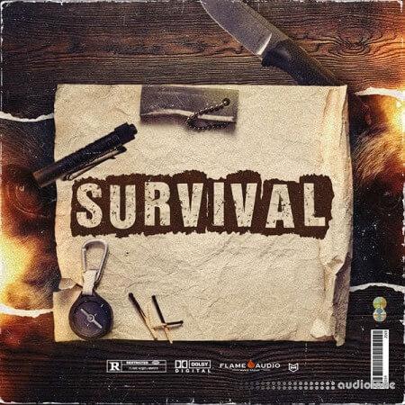 Flame Audio Survival WAV MiDi