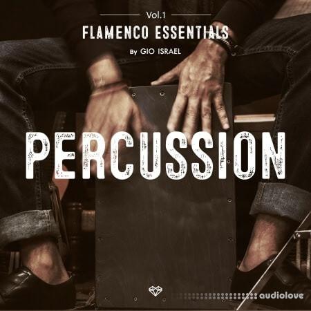 Gio Israel Flamenco Essentials Percussion Vol.1