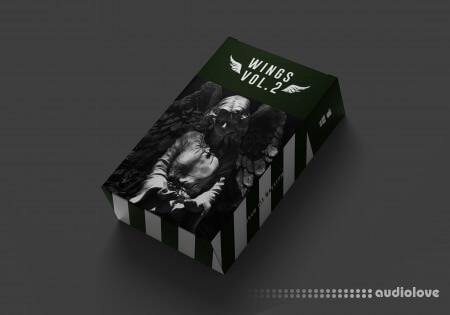 AXXEUM Wings Drum Kit Vol.2