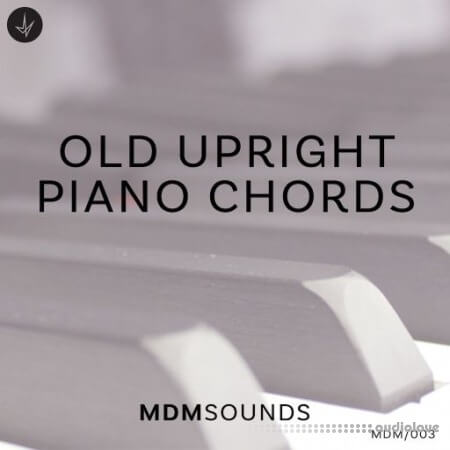MDM Sounds Old Upright Piano Chords