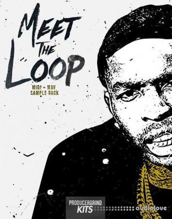 Producergrind Meet The Loop Sample + MIDI Pack