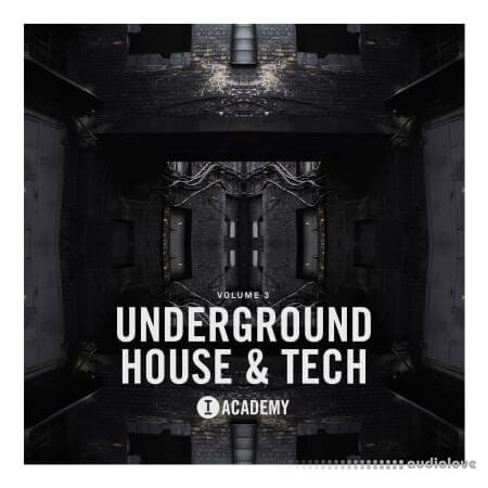 Toolroom Underground House and Tech Vol.3