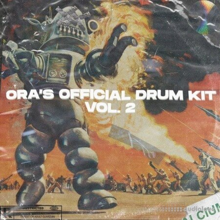 Ora's Official Drum Kit and One Shot Kit Vol .2