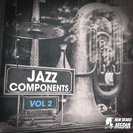New Beard Media Jazz Components Vol.2