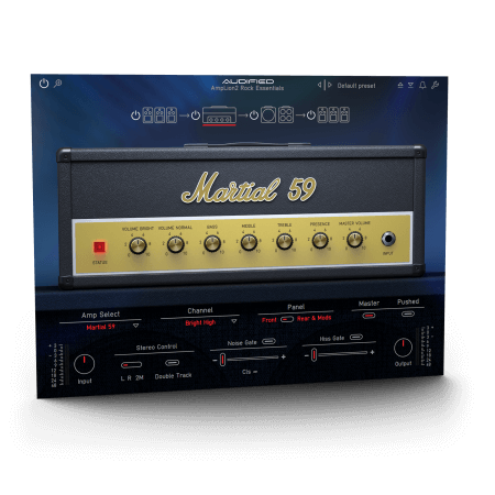 Audified AmpLion 2 Rock Essentials