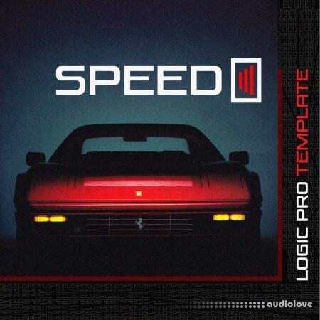 WMDM Speed Logic Pro X Template DAW Templates