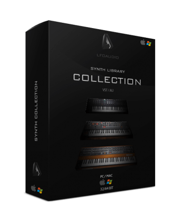 Lfo Audio Synth Collection