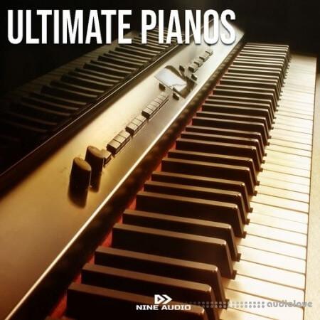 Cartel Loops Ultimate Pianos